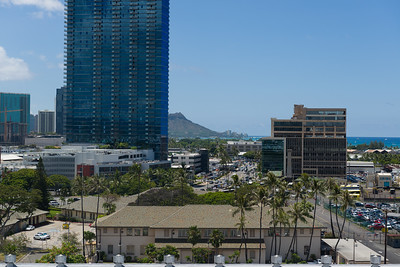 Downtown and Diamondhead