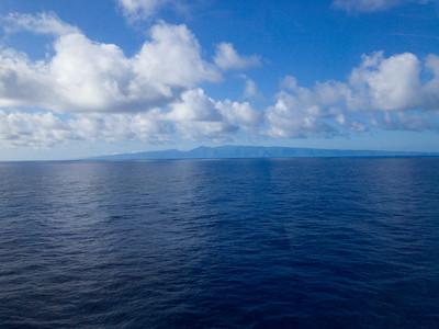 Off Oahu