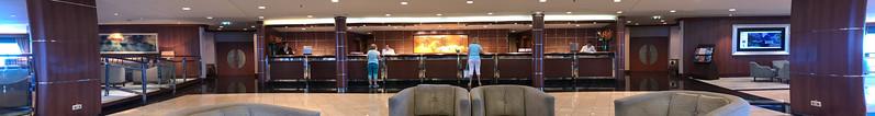 Reception, tours and concierge