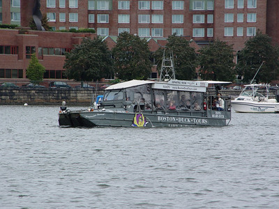 Boston Duck Tour