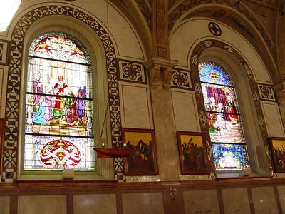 Notre-Dame-de-Bon-Secours Chapel, Montreal