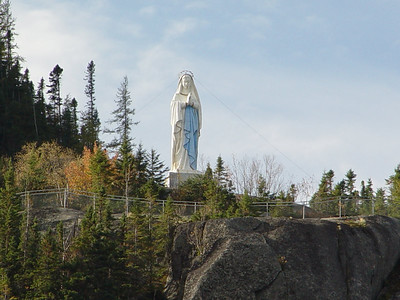 Our Lady of the Saquenay, Saquenay River, Canada