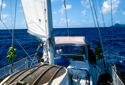 Setting sail to the Tuamotus.  These are an archipelago of 76 atolls considered to be the most beautiful in the world.