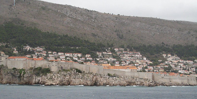 Korcula, Croatia - Too windy to tender, so we did not get to go ashore