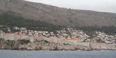 Korcula, Croatia - Too windy to tender, so we did not get to go ashore