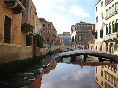 Venice - One of the many canals