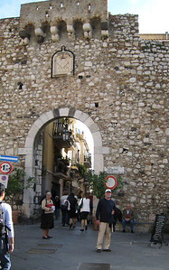 Taormina, Sicily - City Gates