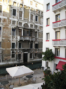 Venice - Another view from the room