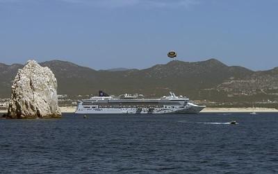 Mexico Cruise 2005  Norwegian Star, Lands End Cabo San Lucas, Mexico