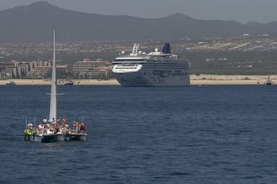 Mexico Cruise 2005  Norwegian Star, Cabo San Lucas, Mexico