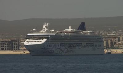Norwegian Star, Cabo San Lucas, Mexico