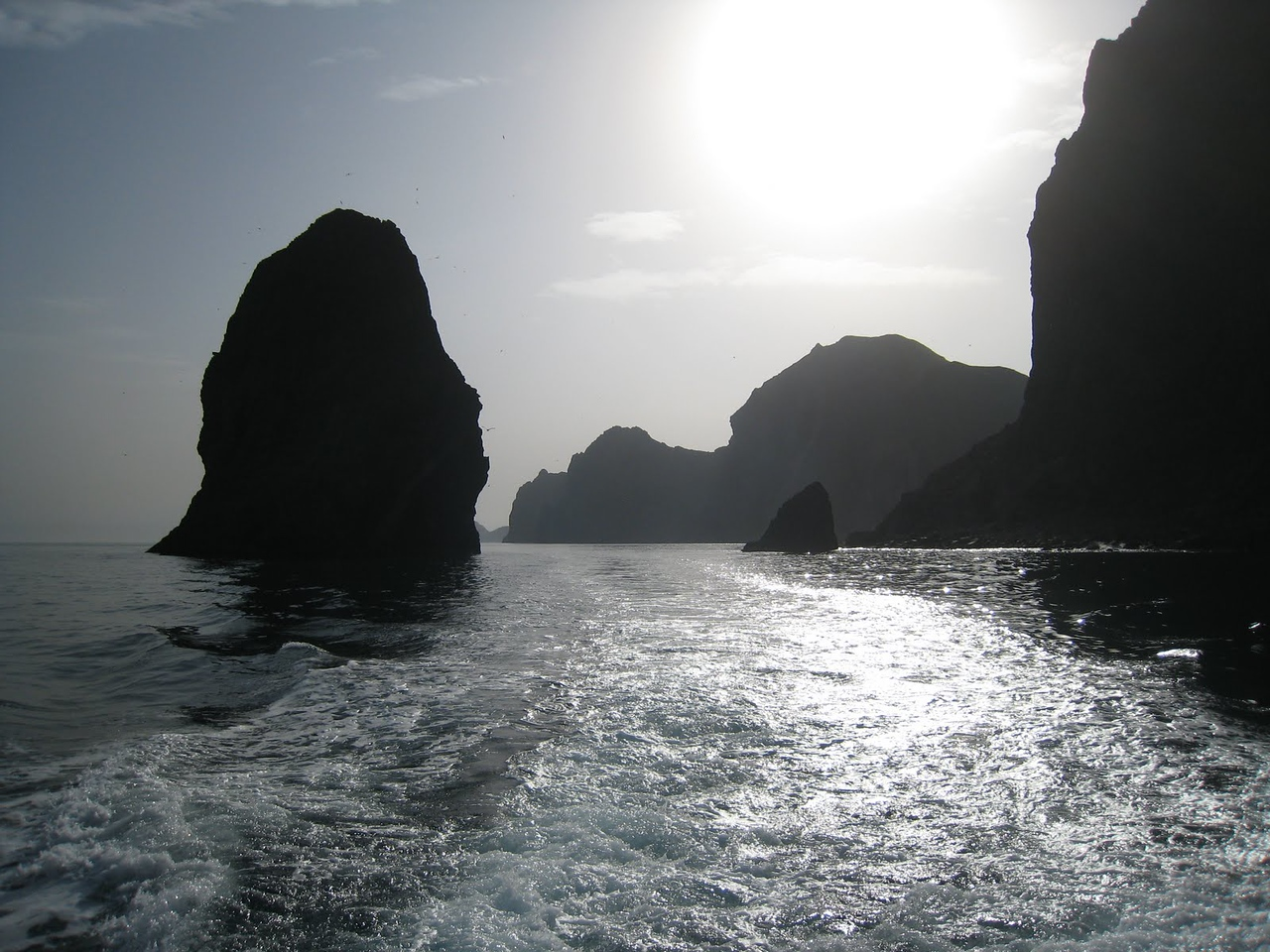 Island of Heimaey, Iceland