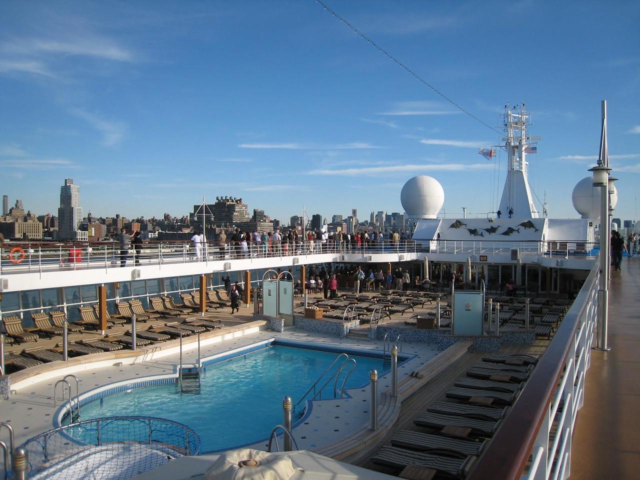 Sail Away - New  York City