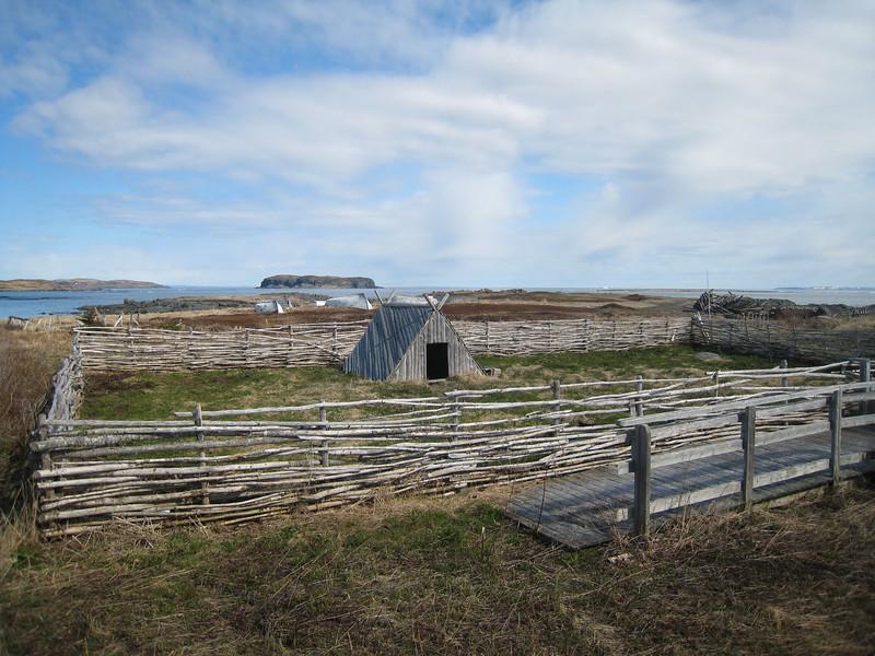 Norstead Village, L'Anse aux Meadows, Newfoundland
