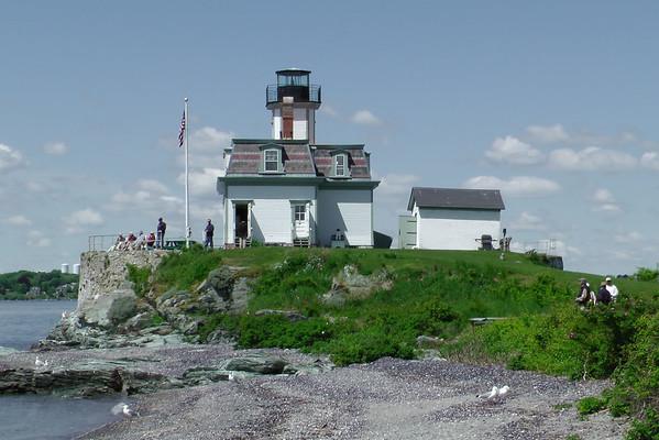 Rose Island, Newport, Rhode Island