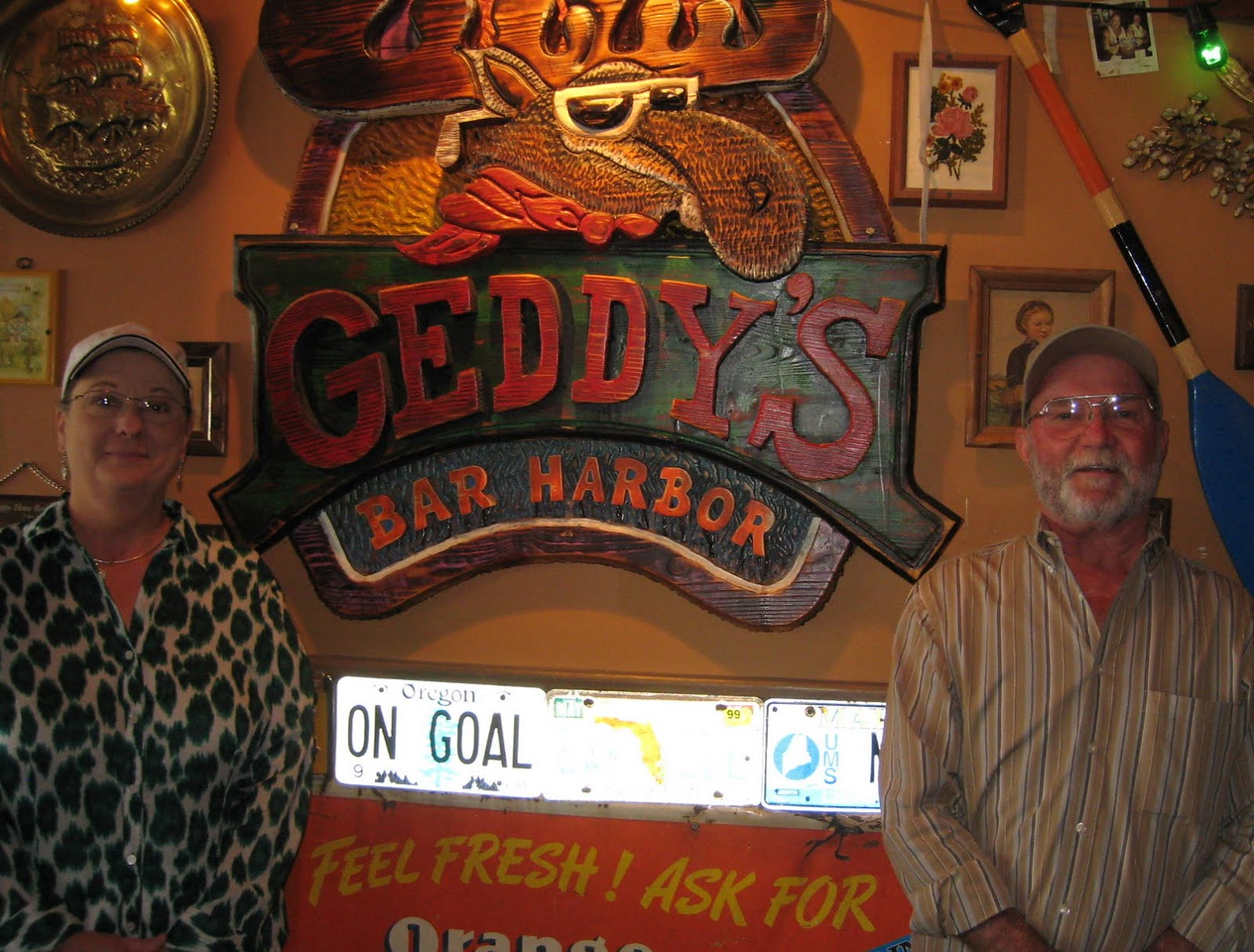 Geddy's - Bar Harbor, Maine