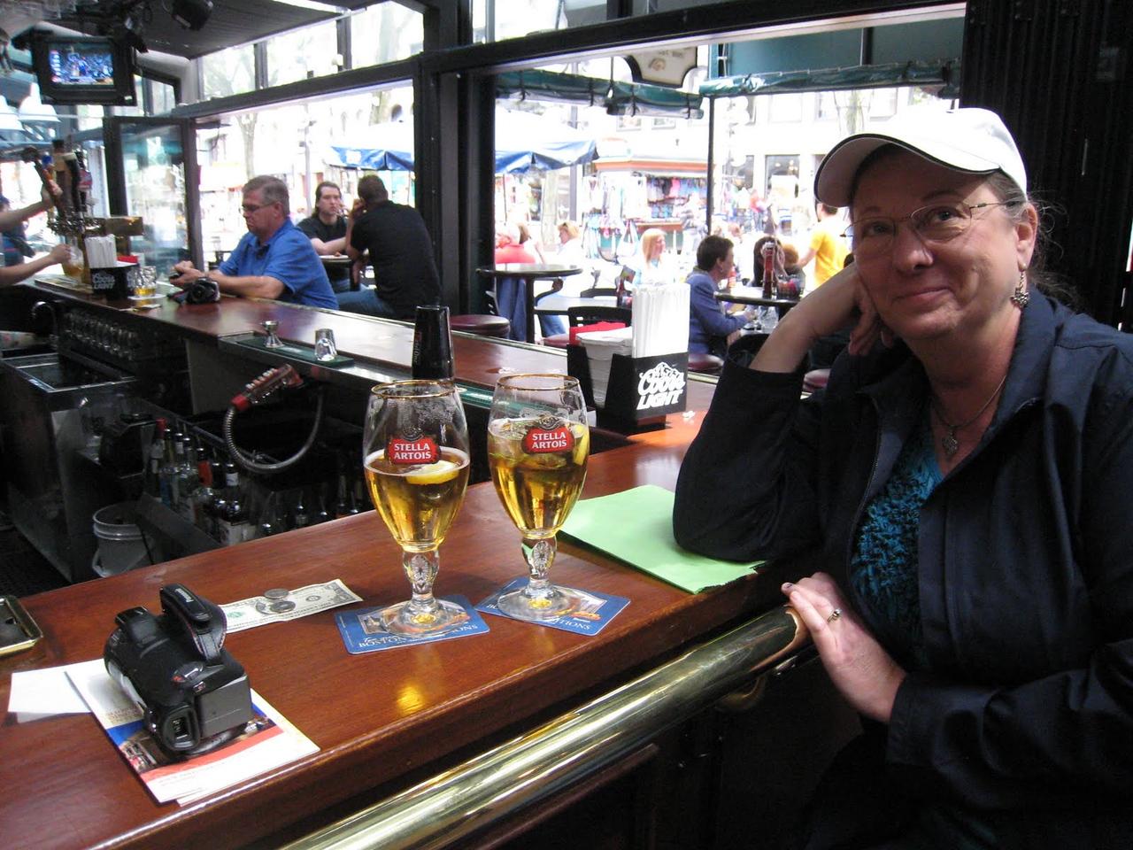 Cheers!  Boston.