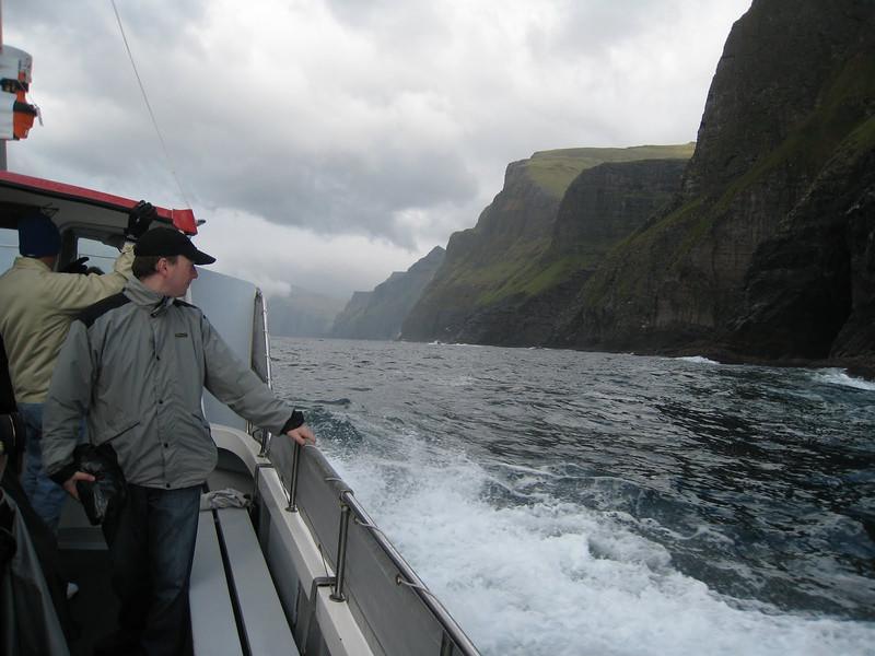 Vestmanna Sea Cliffs, Faroe Islands, Denmark