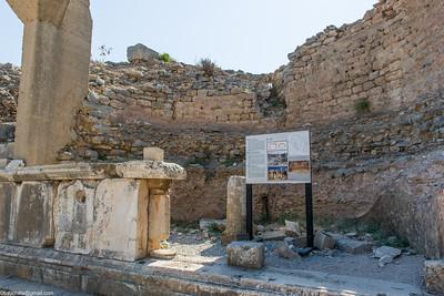 Pollio monument