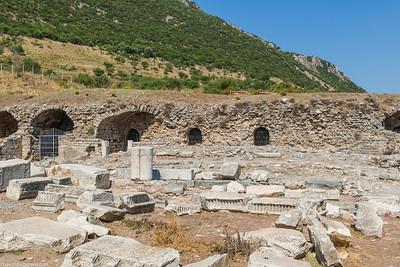 Ruins and storage