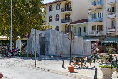 WW1 era memorial