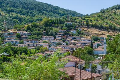 Greek style housing