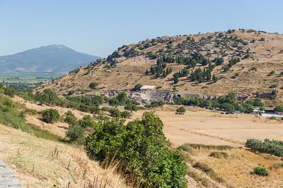Ephesus from above