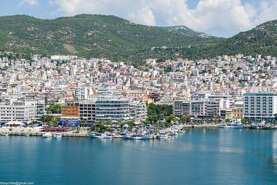 Kavala/Philippi, Greece July 2013