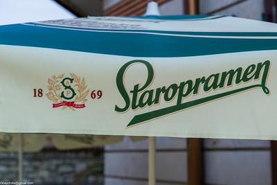 A Czech lager