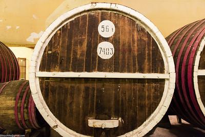 Potemkin wine cellar