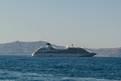 More teasing from Seabourn this time from the Quest