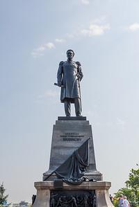 Admiral Pavel Nakhimov