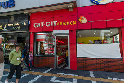 Is this an international chain or is chicken Turkish for chicken?