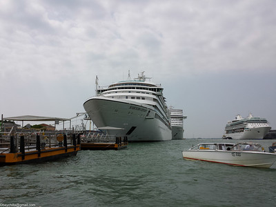 Seabourn Odyssey, another sign.