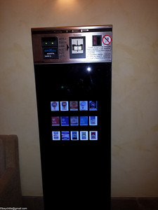 Death stick machine, I haven't seen one of these in the US for decades.