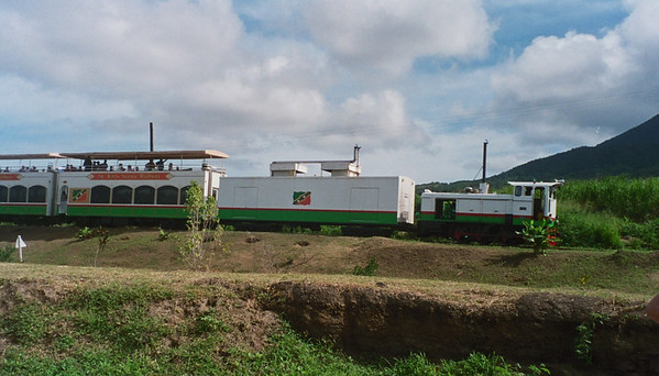 St. Kitts Railway