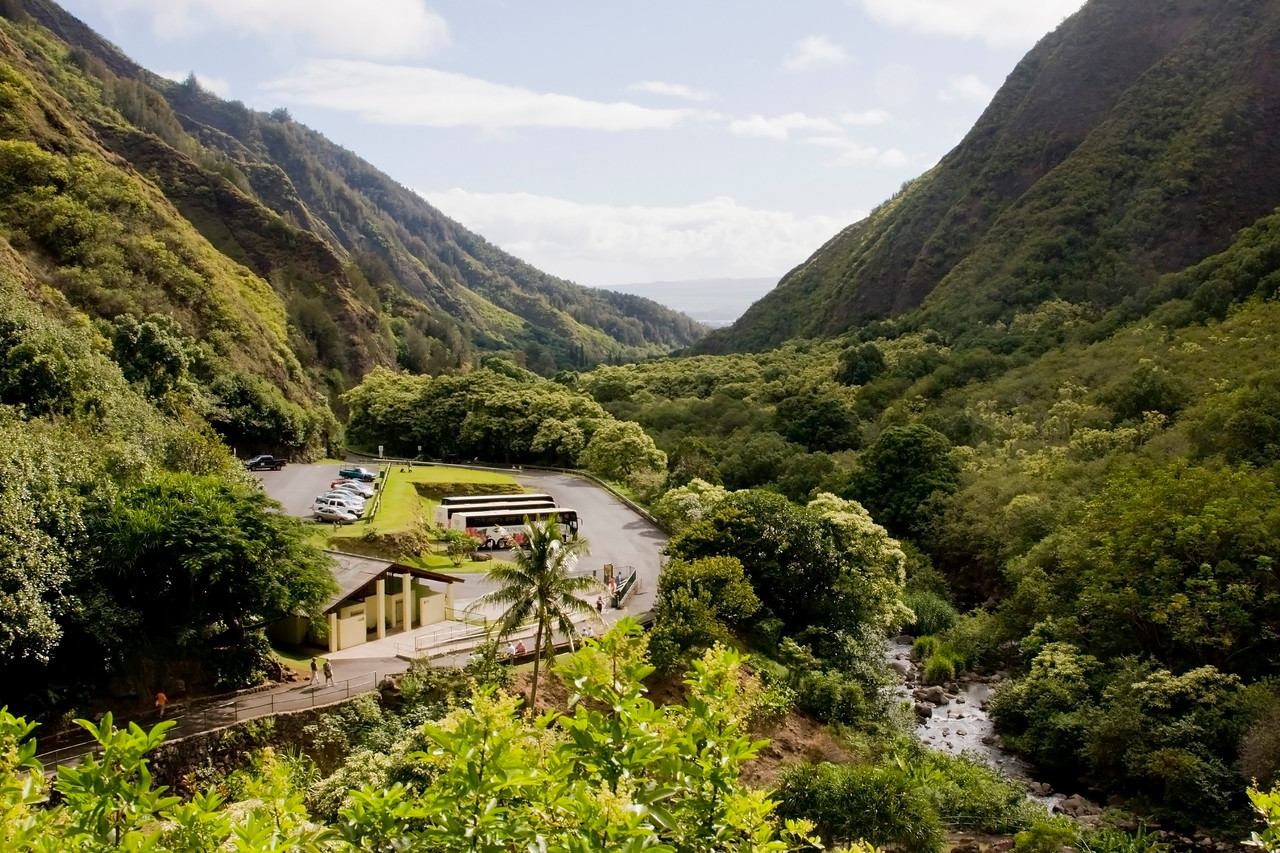 Iao Valley on Maui