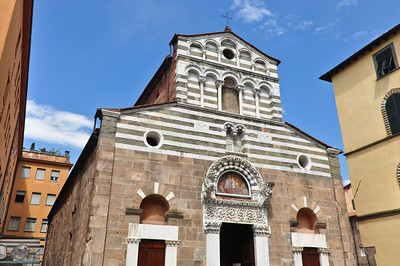 Another church, this is starting to remind me of Baltimore (Lucca).