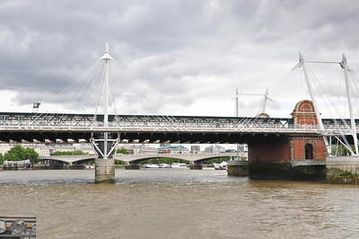 A bit of old and new in bridge design