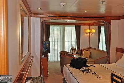 My room on the Voyager