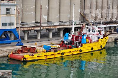 Not quite a submarine.