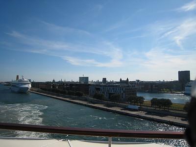 Sail Away from Copenhagen