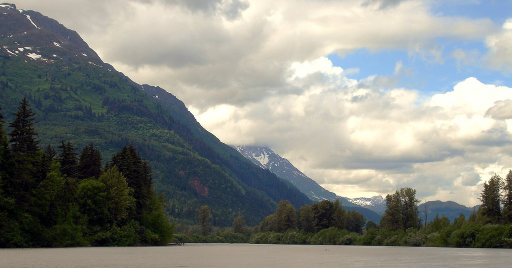 Chilkat River Valley