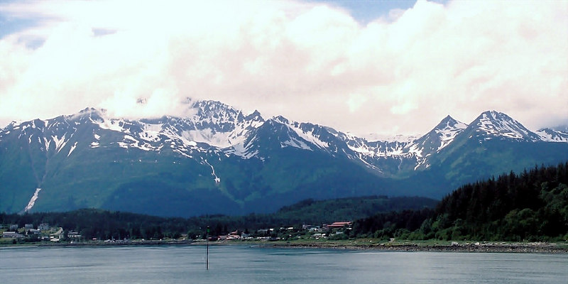 Haines Alaska and Chilkat Mountains