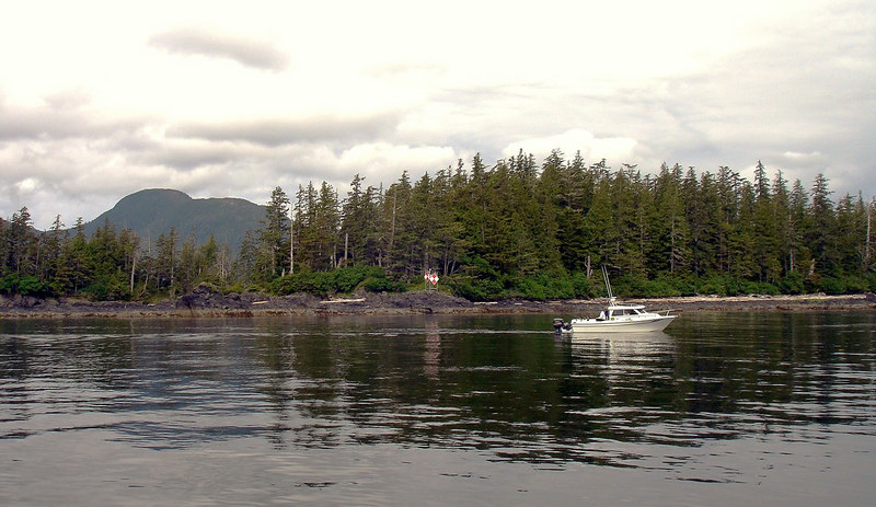Fishing for King Salmon out of Ketchikan, Alaska