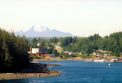 Days 1 and 7 - Vancouver, Vancouver Island
