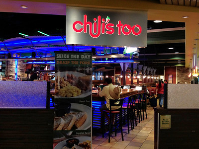 Sometimes its too early for certain things.  In this case, it's always too early for Chilis.