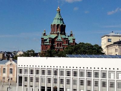 Goodbye to Helsinki.