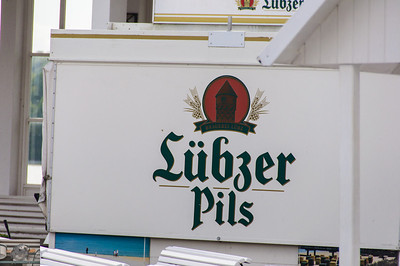 The local beer I gather.