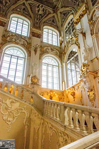 This must have been the servants staircase ;)
